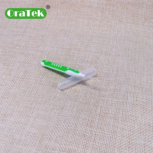 Interdental Toothpick Orthodontic Wire Brush Toothbrush